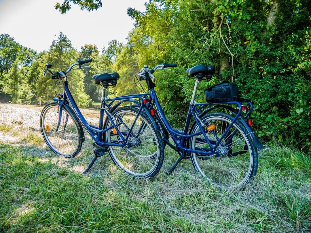 Bikes-Towpath-Upper-Loire-Barge-Lady-Cruises-UltraVilla