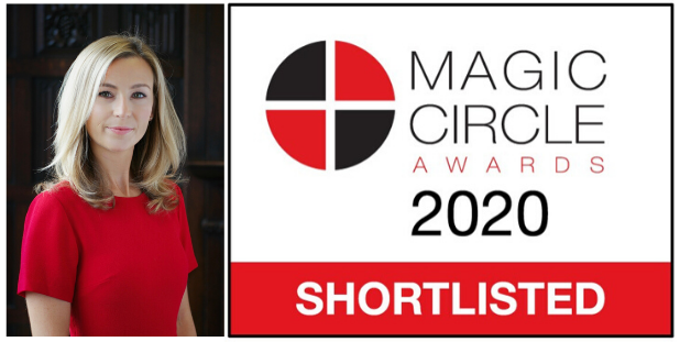 Vardags shortlisted for Reputation Management Law Firm of the Year