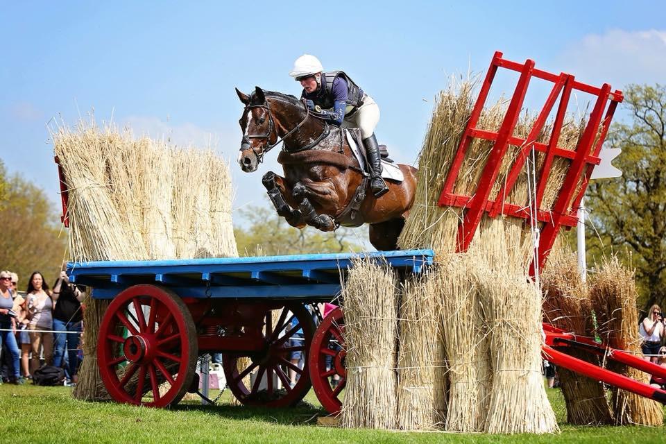 Eventer Flora Harris joins Vardags Equestrian