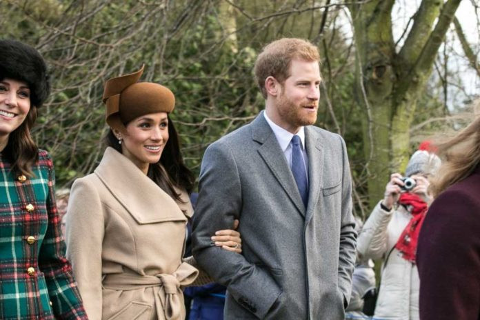 Preparations for the Royal Wedding will not include a prenup