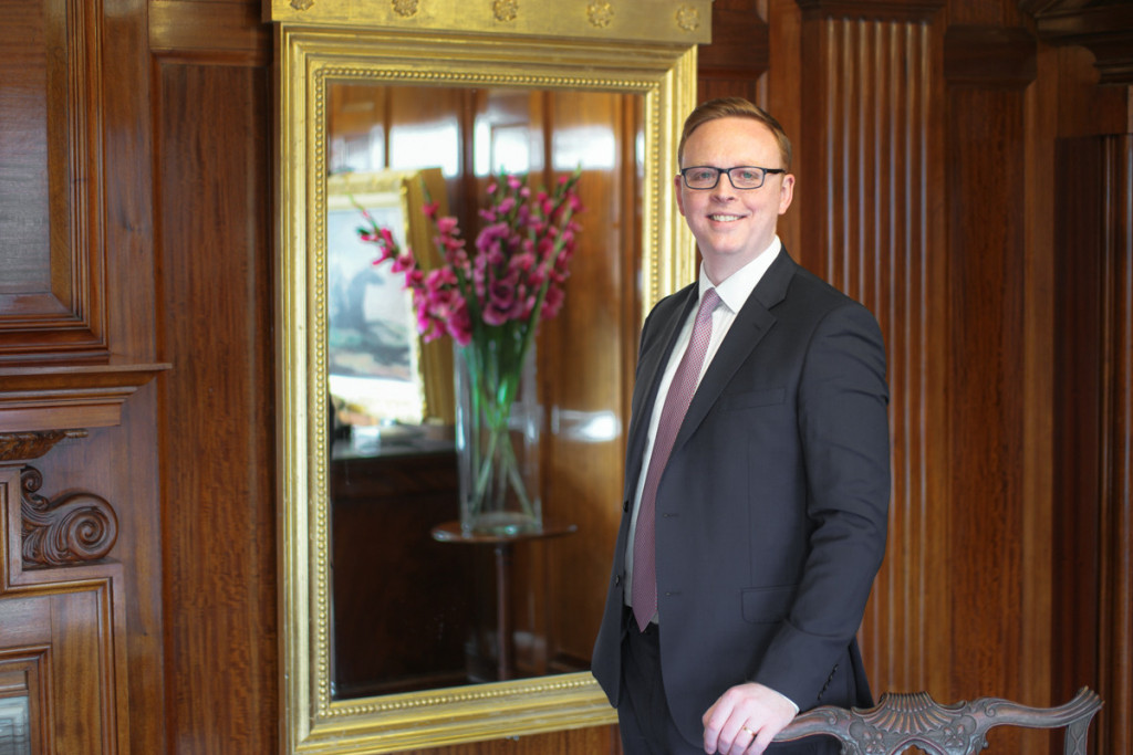 James Bunker launches Vardags' property department
