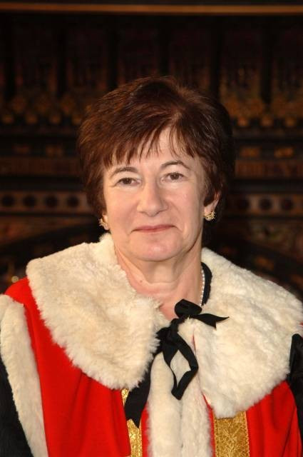 "Baroness Deech: current law on spousal maintenance ""an impediment to equality"""