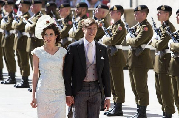 Princess Tessy and Prince Louis of Luxembourg in dispute over media publication restrictions