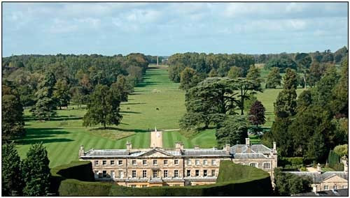 9th Earl Bathurst and his stepmother battle over 8th Earl's will for Cirencester Park
