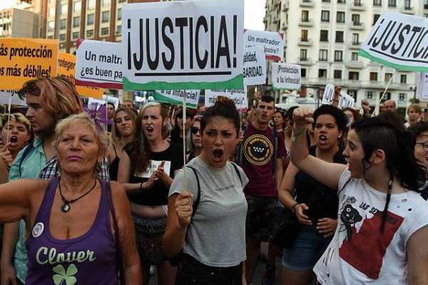 Spanish custody battle raises concerns about courts treatment of domestic violence