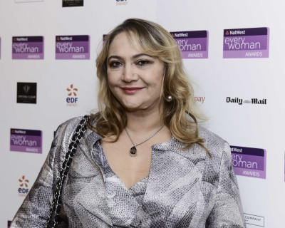 Celebrations for Ayesha's Everywoman win