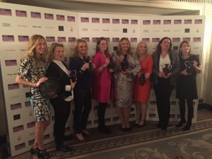 Ayesha wins at NatWest Everywoman Awards