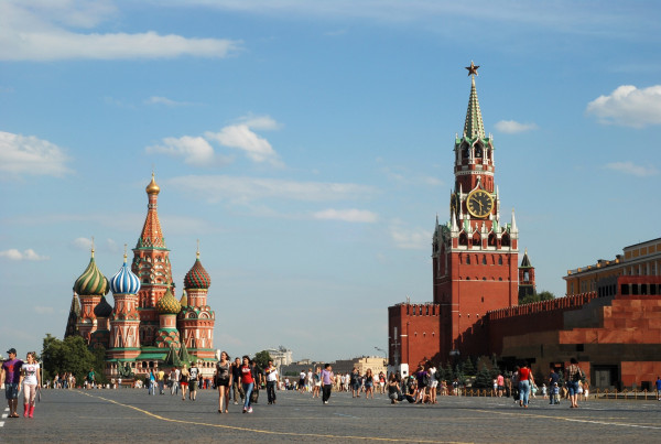 The Hague Convention used in Russia for the first time