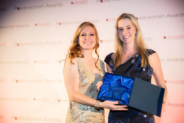 Ayesha Vardag wins Citywealth Career Achievement Award