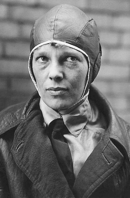 Flying in the face of convention: Amelia Earhart's modern prenup