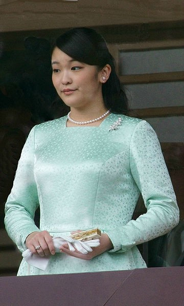 Japanese princess set to lose royal status by marrying a commoner