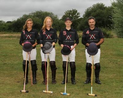 Vardags polo team makes triumphant return at the Tally Ho Farm Polo Festival