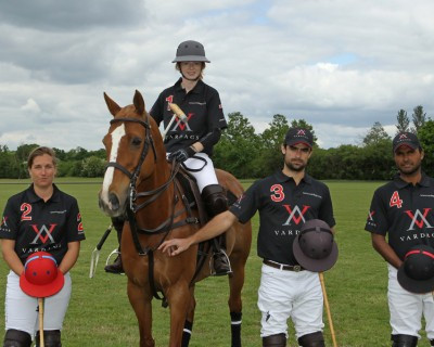 Vardags polo team returns for the Archie David Cup