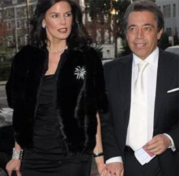 Former Pirelli model seeks £250 million from ex-husband