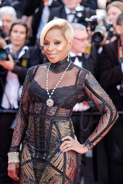 Mary J Blige settles divorce out of court