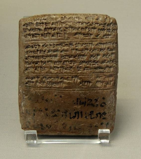 Assyrian tablet reveals ancient marriage contract with surrogacy clause