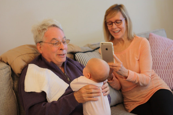 Grandparents to be granted greater rights?