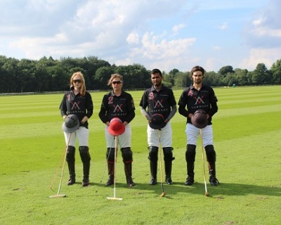 10-4 win for Vardags polo team: an impressive last hurrah in the Archie David Cup