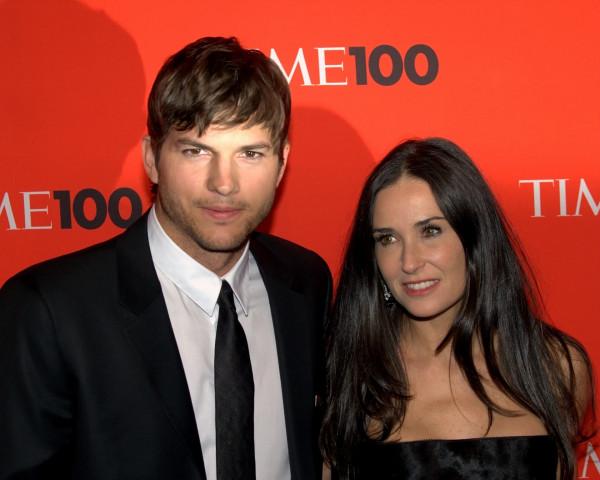 Ashton Kutcher and Demi Moore to divorce