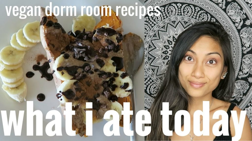 ✿WHAT I ATE TODAY✿ EASY VEGAN RECIPES
