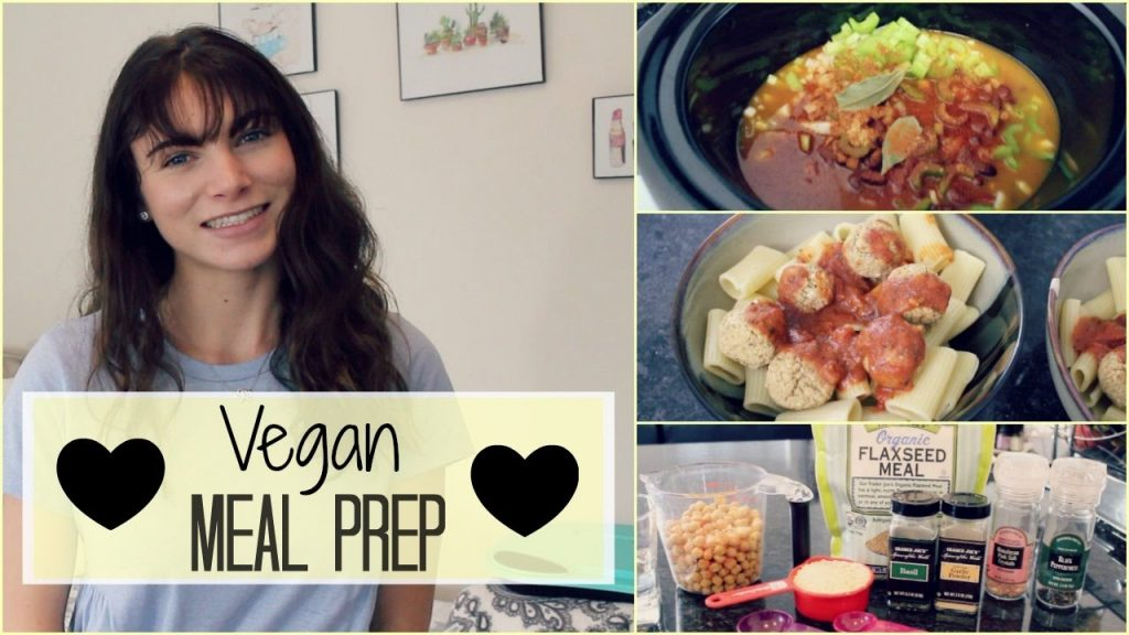 Vegan Meal Prep: Easy and Delicious!