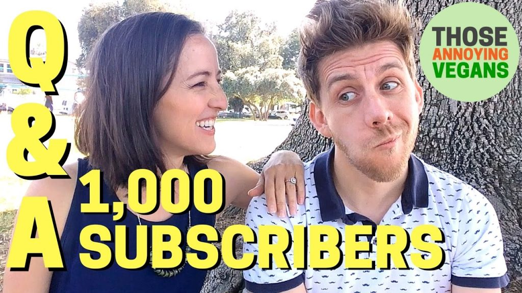 Q&A + 1,000 Subscribers!