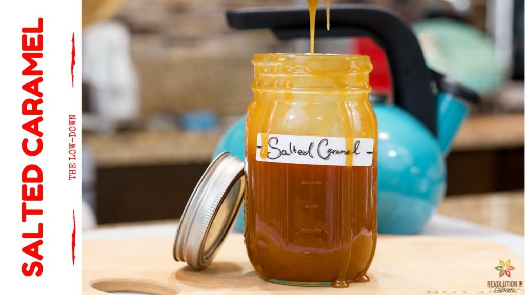 Vegan Salted Caramel Sauce | Vegan Recipe #142