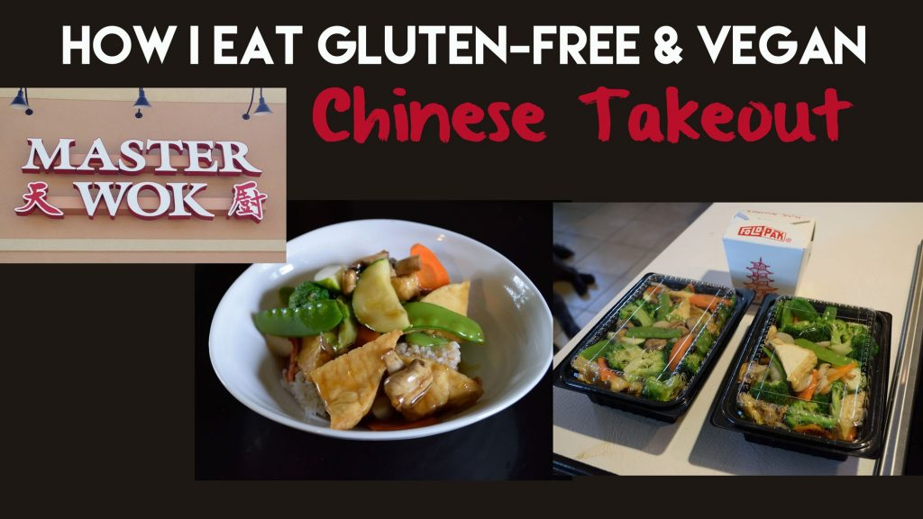 How to Eat Gluten-Free & Vegan with Chinese Takeout
