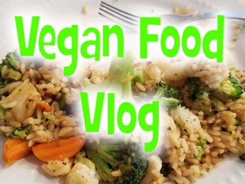 Vegan Food Vlog 1
