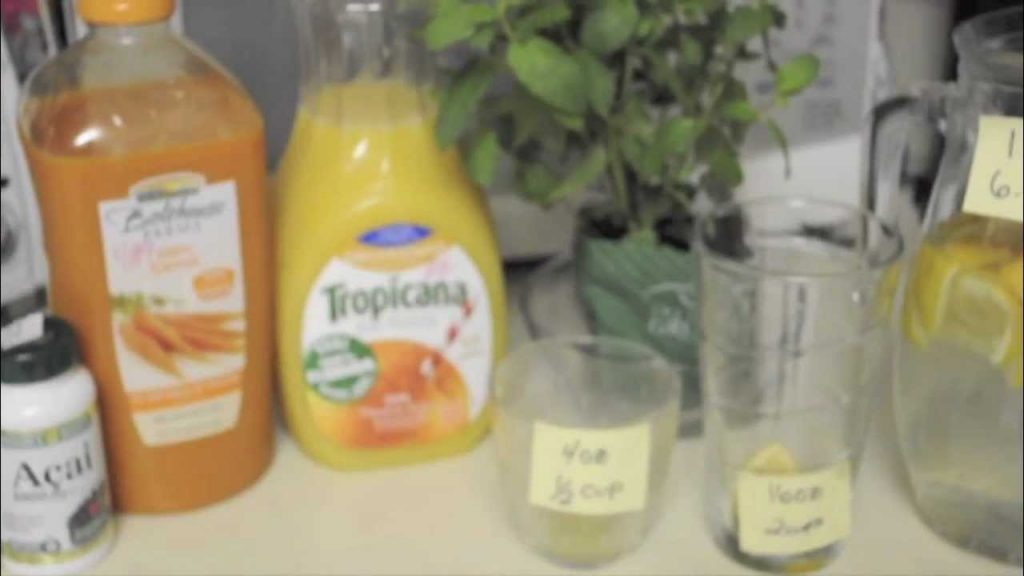 V6 Gluten Free Vegan Diet Daily Drinks 2
