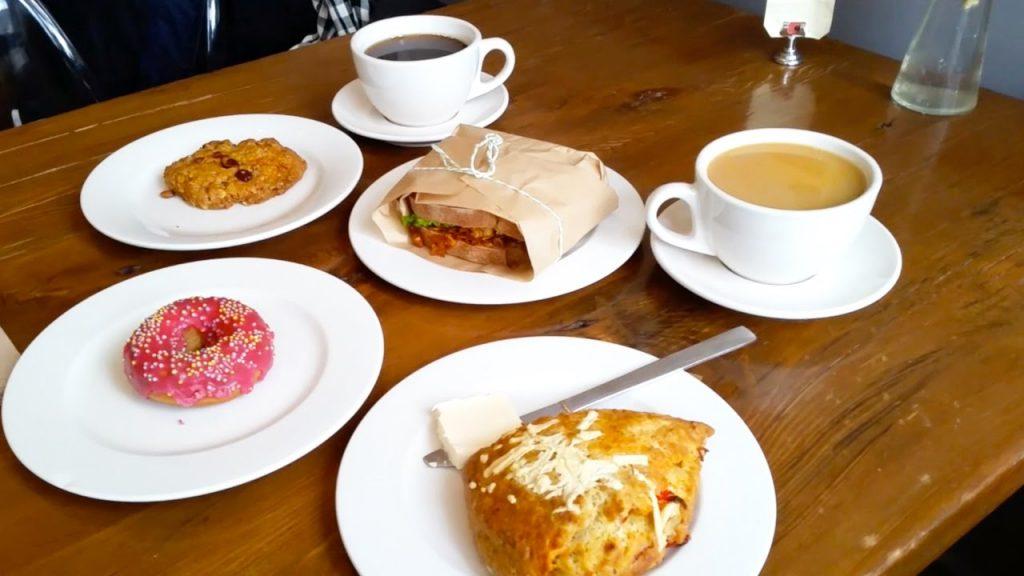 TORI'S BAKESHOP Amazing Vegan Desserts in Toronto