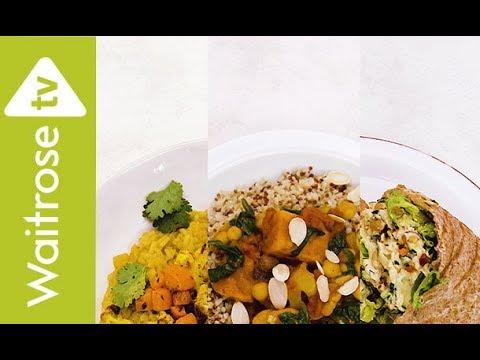 3 Vegan Dinners | Waitrose