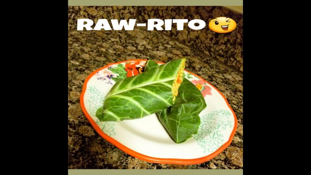 Easy Raw Vegan Meal