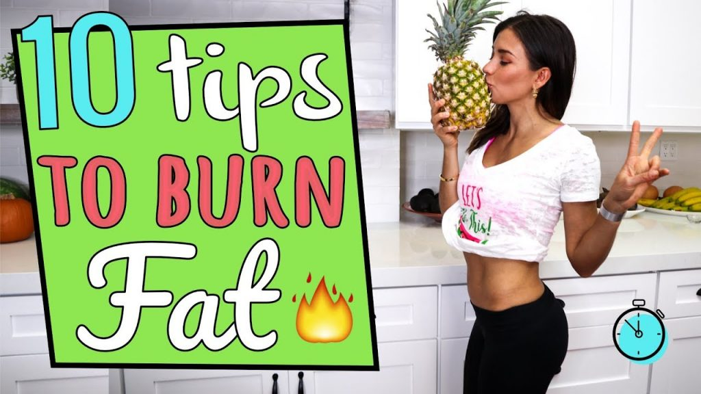 10 TIPS TO LOSE BELLY FAT