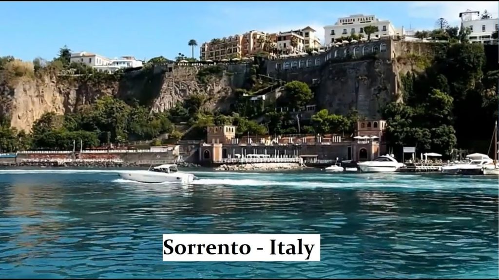 A Day In Sorrento – Italy | Vegan Food |