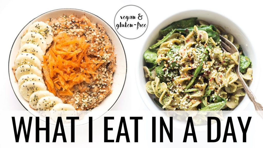 11. WHAT I EAT IN A DAY | Gluten-Free + Vegan
