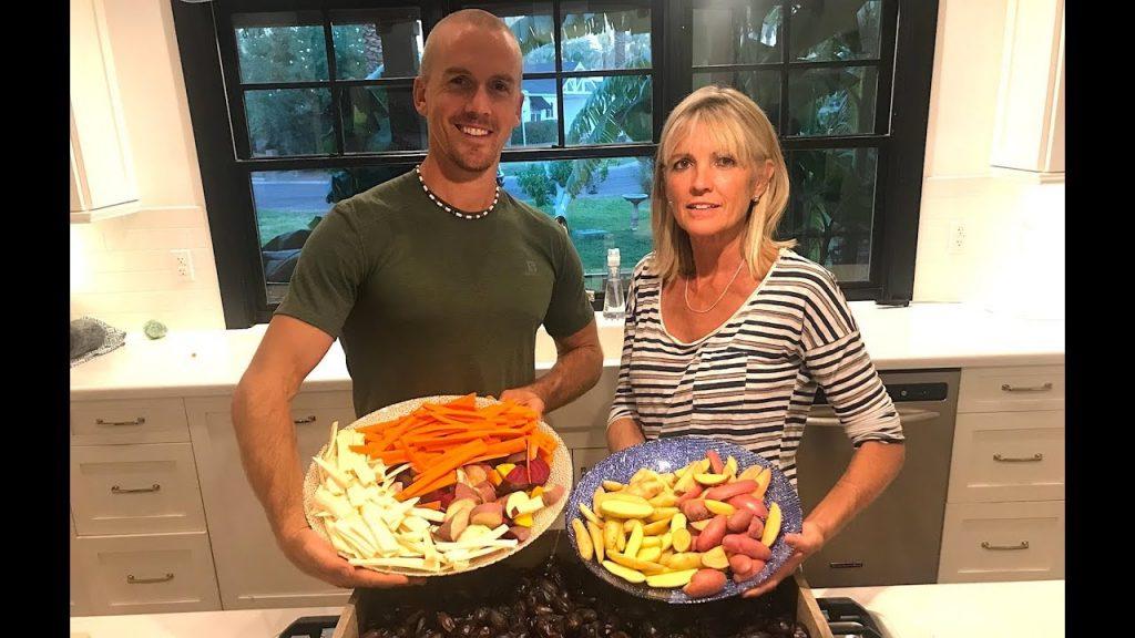 My Favorite Fruit Tree for Home Gardens   Healthy Vegan Dinner Recipe