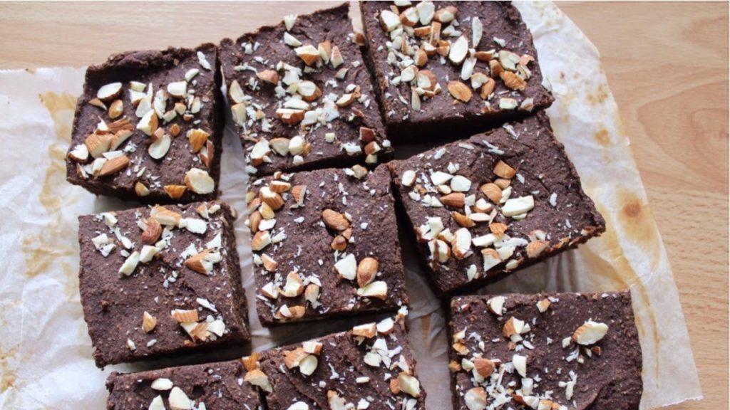 Sweet Potato Fudgey Brownies 🍫 | LOW FAT + No Refined Sugar!