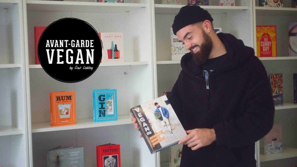 FRONT COVER REVEAL REACTION! | @avantgardevegan by Gaz Oakley