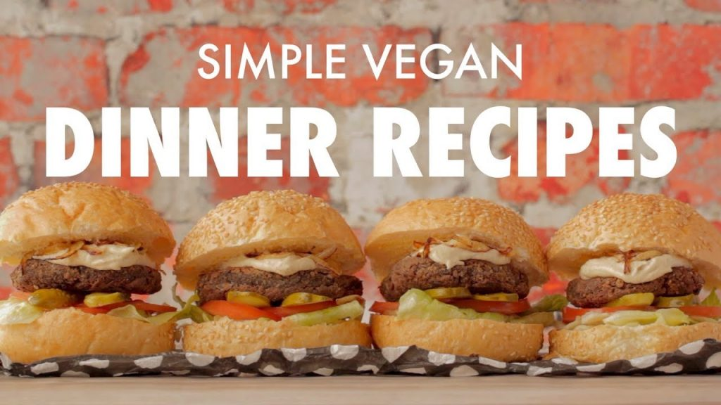 Simple Vegan Dinner Recipes