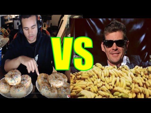 Vegan Gains VS Durianrider Live Debate It is OFFICIAL!! #comingsoon