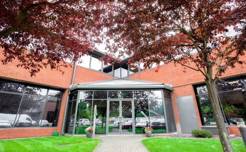 Ancells Business Park, Fleet