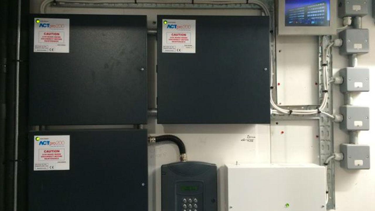 Northwick Park CCTV Maintenance