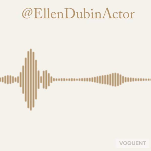 Voice showreels for twitter and instagram