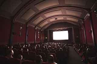 Movie Trailer button