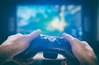 Video Games button