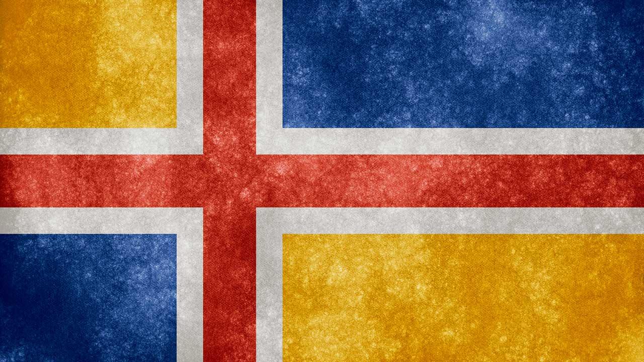 Scandinavian Flag