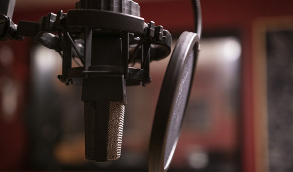 Which is the best microphone for voice over