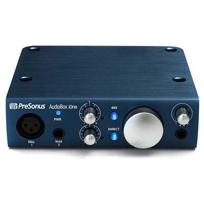 Pre-Sonus Audiobox iOne