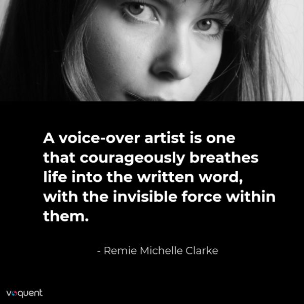Remie Michelle Clarke quote